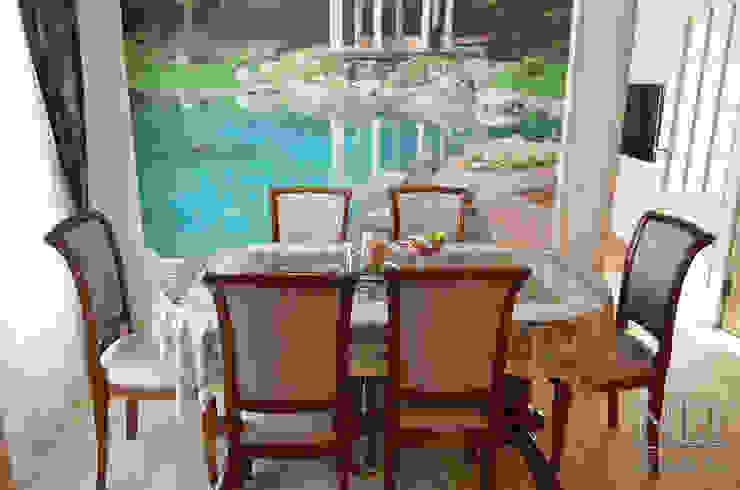 Квартира в классическом стиле с примесью кантри Кухня в классическом стиле от Юлия Паршихина Классический