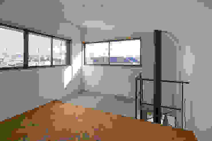 子供室 モダンデザインの 子供部屋 の アトリエ・ブリコラージュ一級建築士事務所 モダン