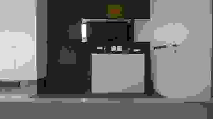 Vivienda en Roca Llisa, Ibiza Baños de estilo industrial de Ivan Torres Architects Industrial