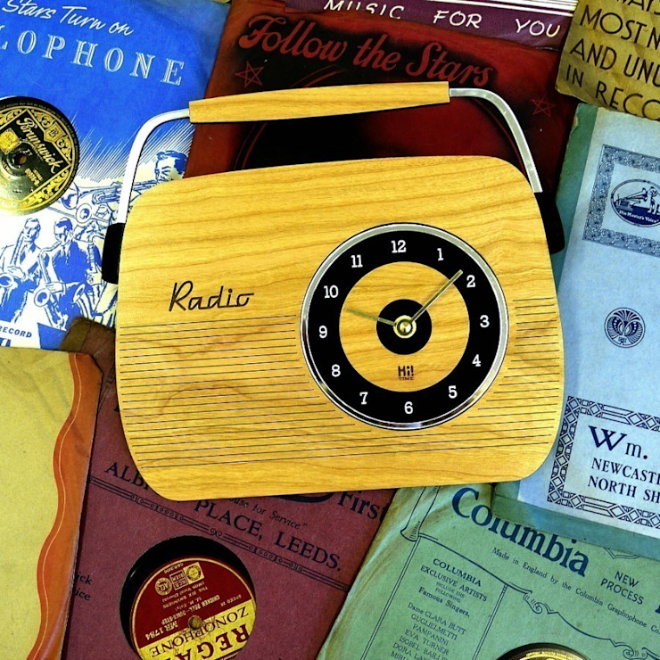 Wireless Clock de Hi! TIME Clásico