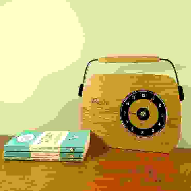 Wireless Clock: classic  by Hi! TIME, Classic