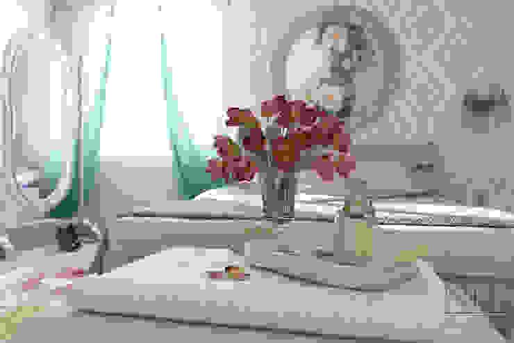 Спальня <q>1000 и 1 ночь</q> Спальня в колониальном стиле от Юлия Паршихина Колониальный