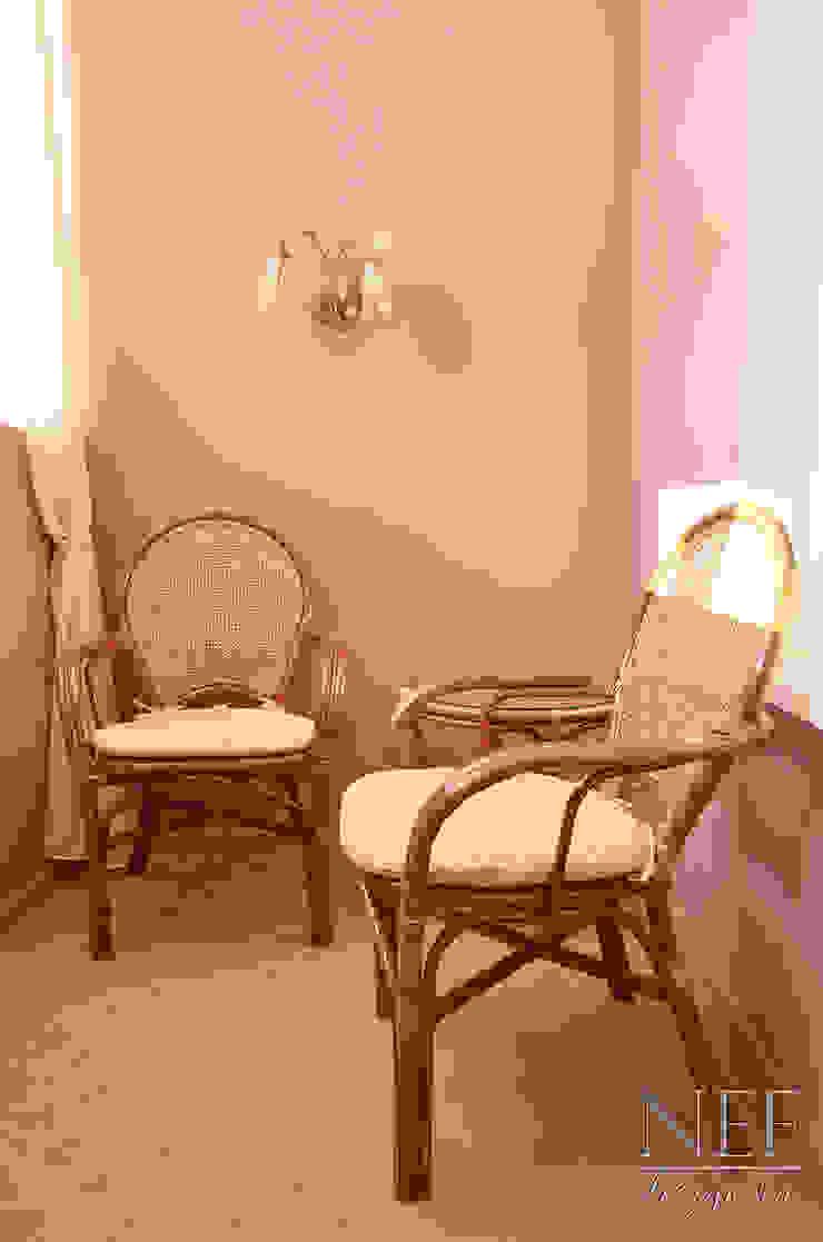 Квартира в классическом стиле с примесью кантри Терраса в колониальном стиле от Юлия Паршихина Колониальный