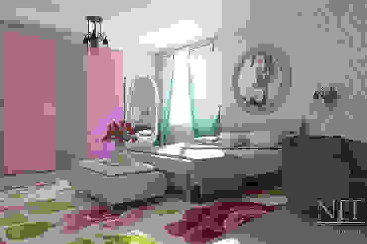 """Спальня """"1000 и 1 ночь"""" Спальня в колониальном стиле от Юлия Паршихина Колониальный"""