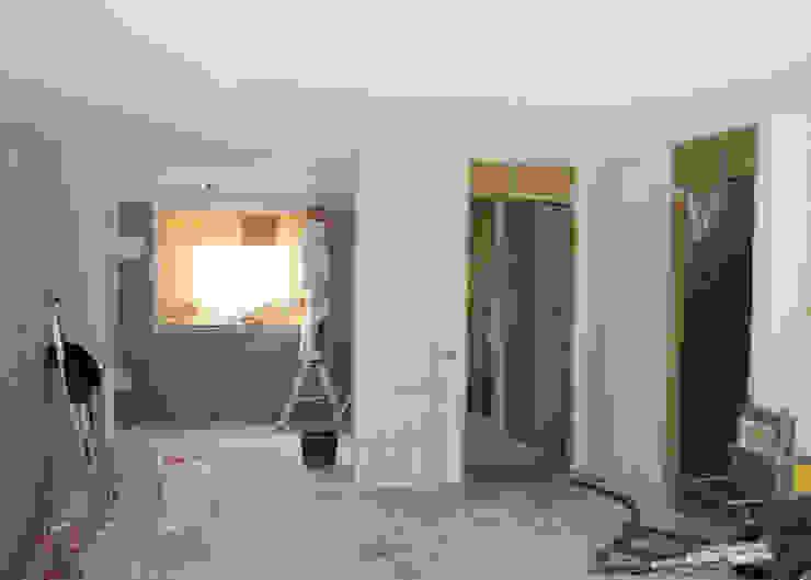 حديث  تنفيذ WandenPlafondSpuiten.nl | latex spuiten | spack spuiten | stucwerk, حداثي