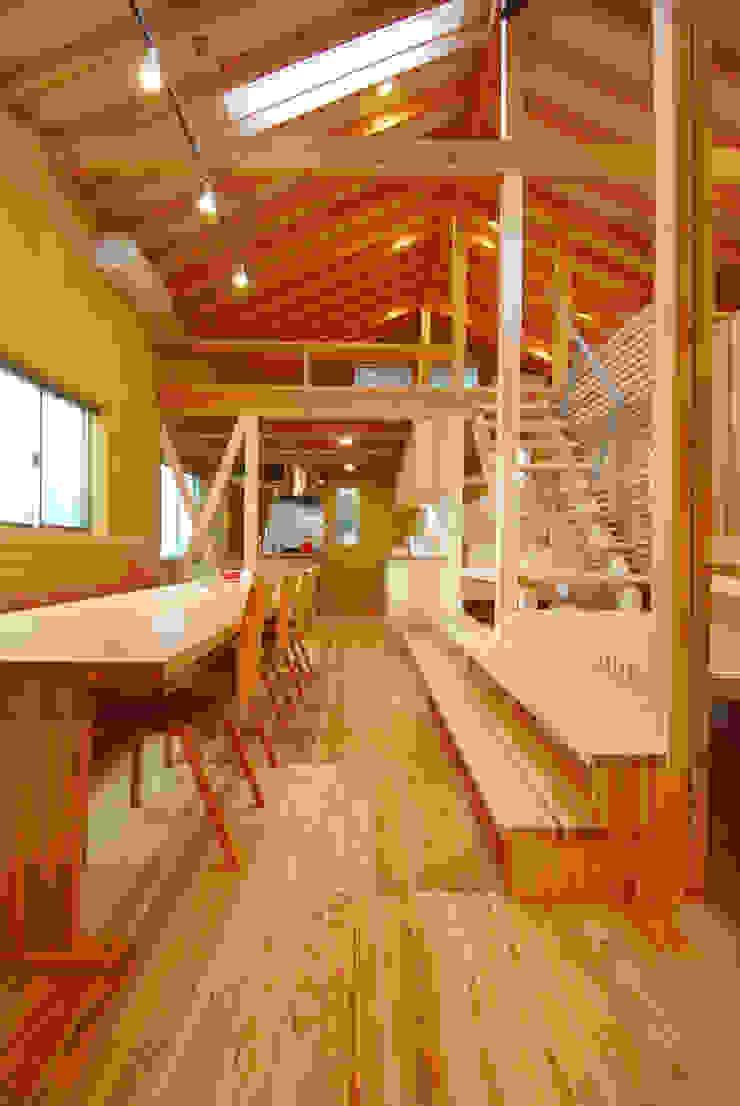 ダイニング オリジナルデザインの ダイニング の 豊田空間デザイン室 一級建築士事務所 オリジナル