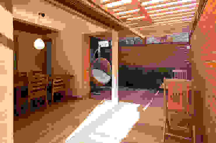 アトリエ・ブリコラージュ一級建築士事務所 Jardines de estilo asiático
