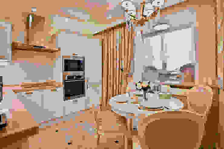 ЖК Мичурино Кухня в классическом стиле от Nataly Komova Классический