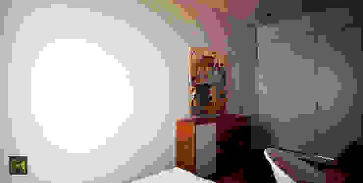 Made_ll_Modular_VIVIENDA en ALICANTE Dormitorios de estilo mediterráneo de Madehome Arquitectura Mediterráneo