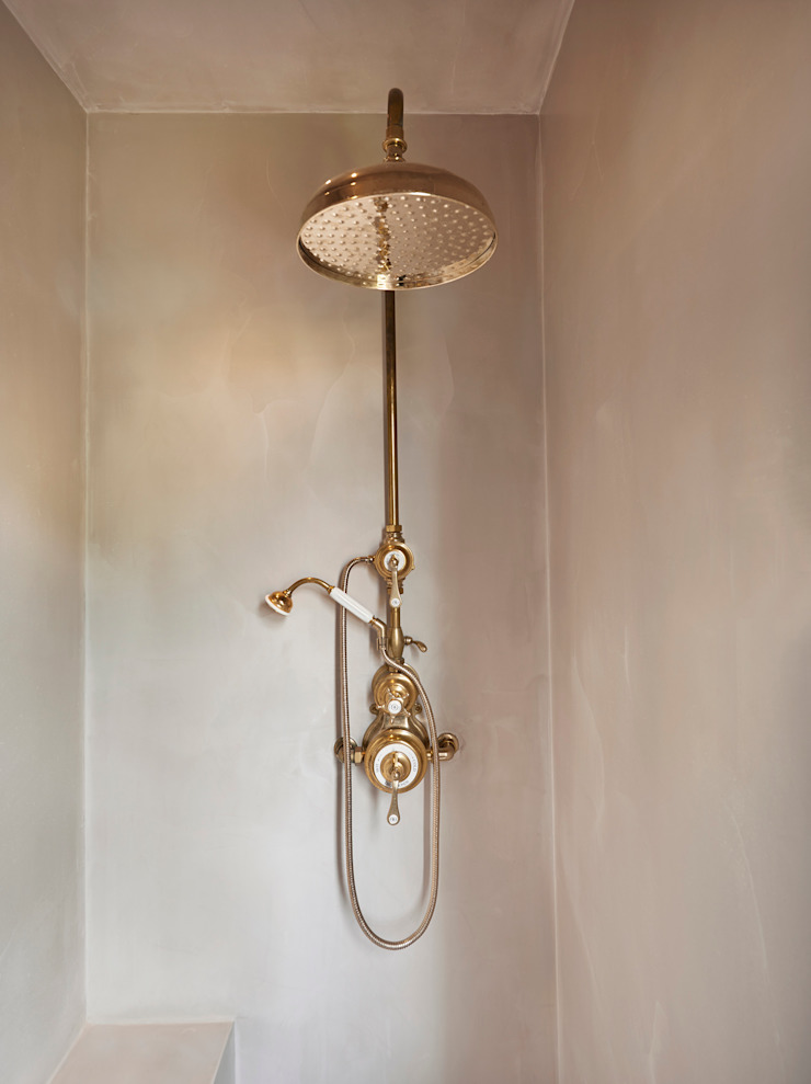 Drummond's Case Study: London Townhouse, Notting Hill od Drummonds Bathrooms Minimalistyczny
