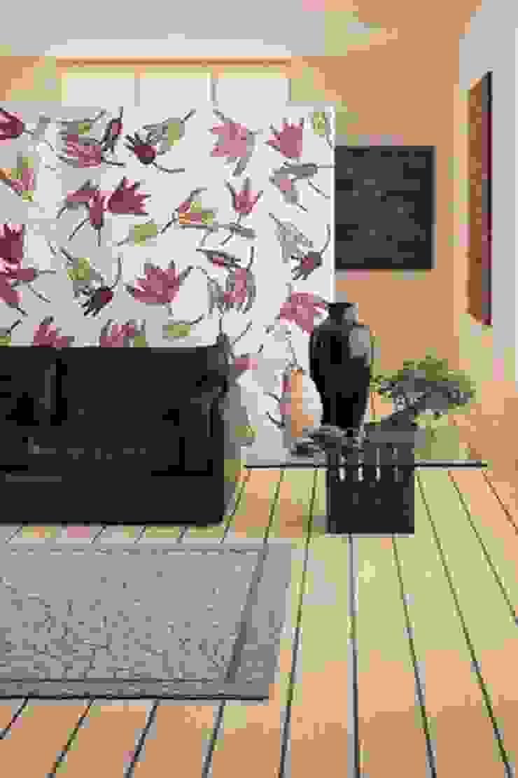 Tuli-pop 1 Oleh The London Tile and Mosaic Company Klasik
