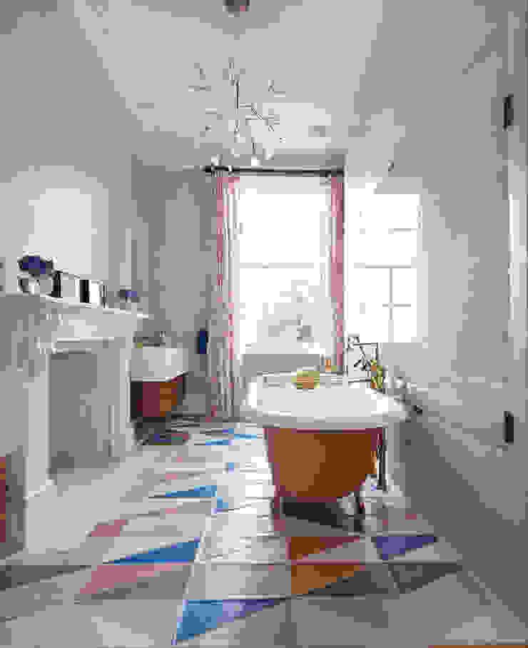 Drummond's Case Study: London Townhouse, Notting Hill Drummonds Bathrooms Modern bathroom