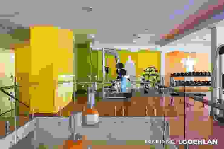 Modern Gym by MARIANGEL COGHLAN Modern
