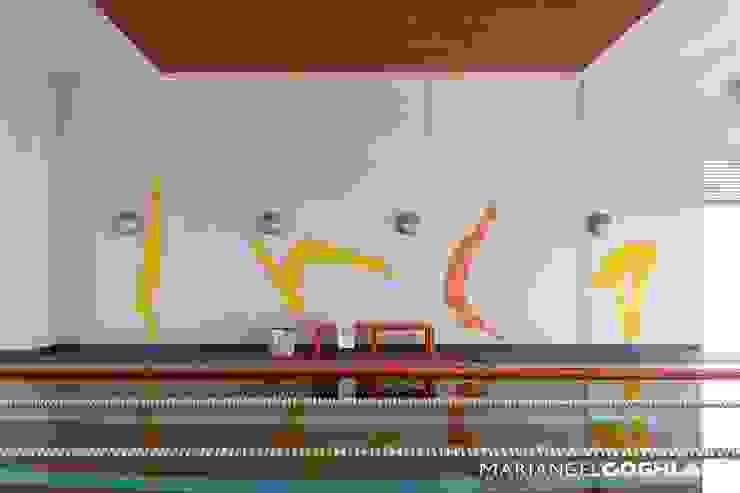 Modern Pool by MARIANGEL COGHLAN Modern