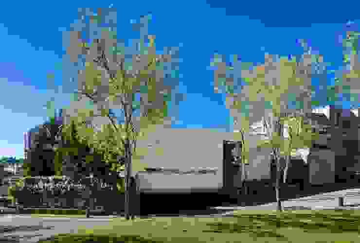 Casas minimalistas por grupoarquitectura Minimalista