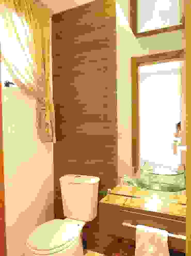 Modern bathroom by Paula Szabo Arquitetura Modern