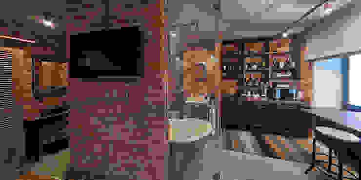 36 Кухня в стиле лофт от Elena Koroleva Лофт