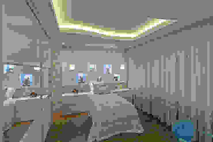 Dormitorios infantiles de estilo  por Arquiteto Aquiles Nícolas Kílaris,