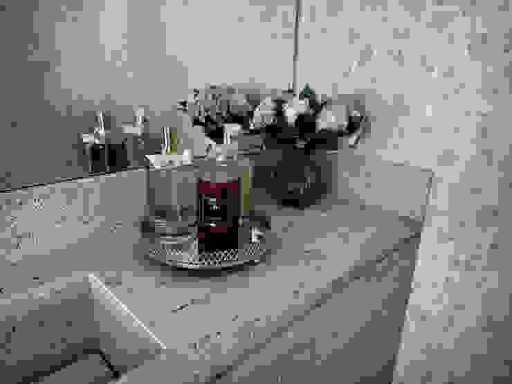 Lavabo Banheiros modernos por Gabriela Herde Arquitetura & Design Moderno