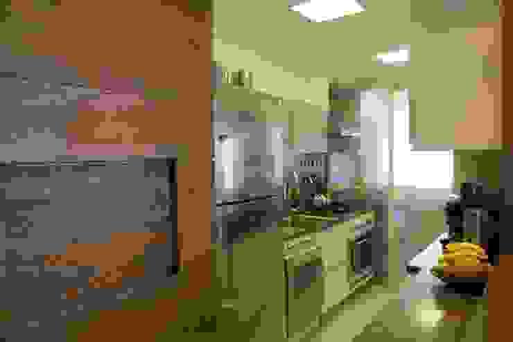 Cozinha Cozinhas modernas por Paula Szabo Arquitetura Moderno