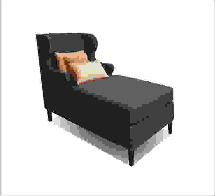 Кресло ZOOM big: Гостиная в . Автор – ROOMA Design & Furniture