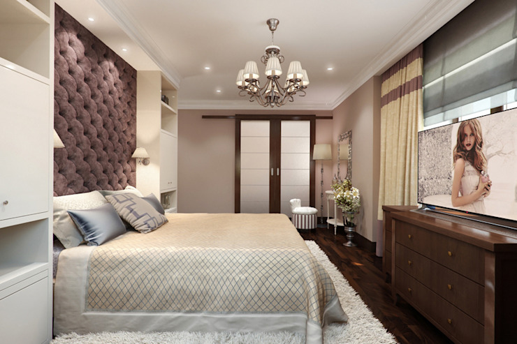 Bedroom by K-Group, Classic
