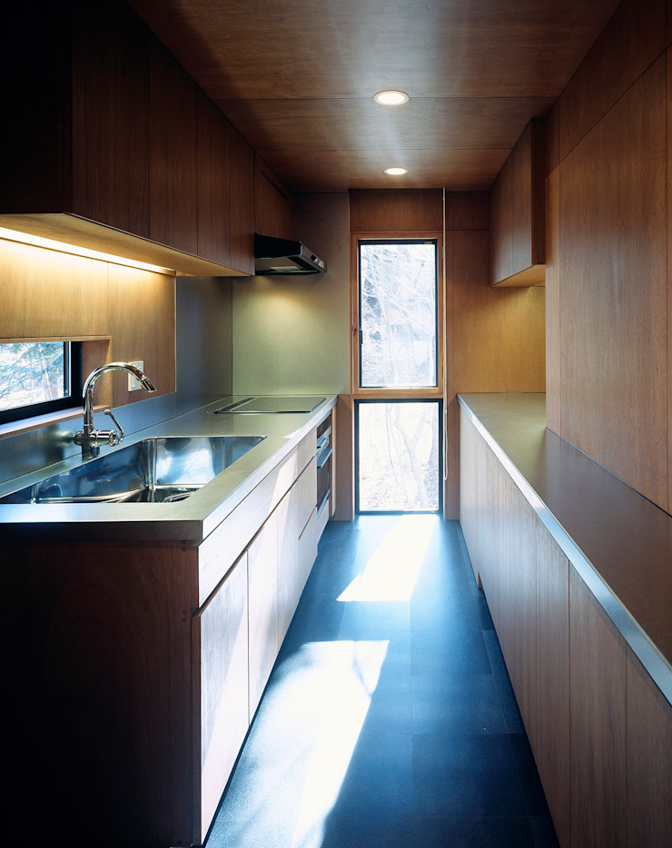 森吉直剛アトリエ/MORIYOSHI NAOTAKE ATELIER ARCHITECTS Modern kitchen