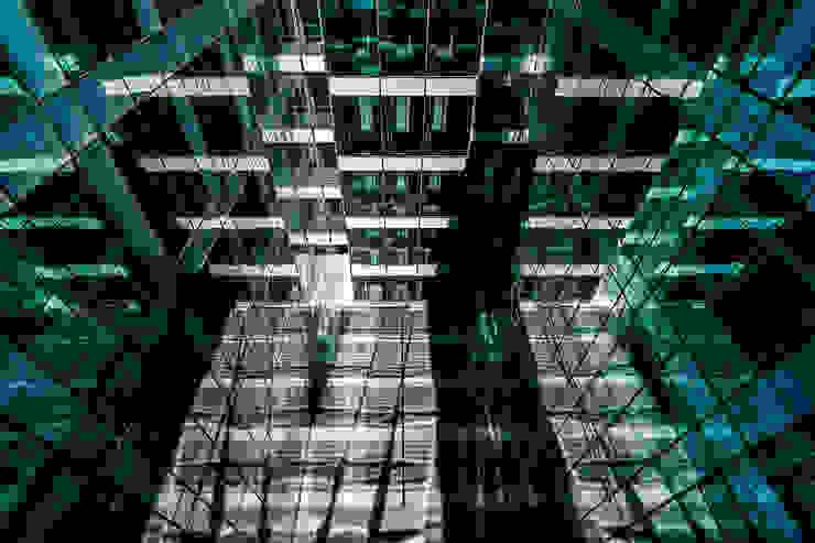 Клубный дом <q>Ковентский 5</q> Дома в стиле модерн от Belimov-Gushchin Andrey Модерн