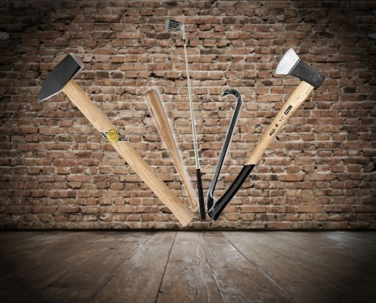 Deine Schlagwerkzeuge von Creaty Products