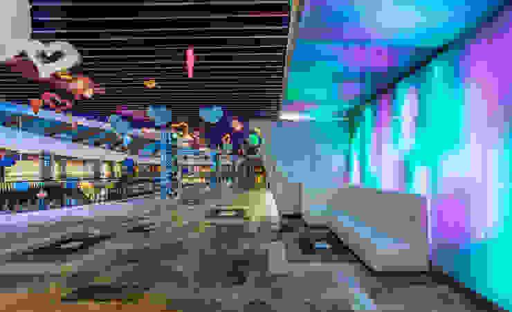 IMAX Crystal в ТРК <q>Питерленд</q> Торговые центры в скандинавском стиле от Belimov-Gushchin Andrey Скандинавский