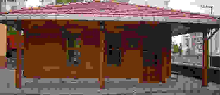 Espacios comerciales de estilo moderno de Rize Ahşap Moderno