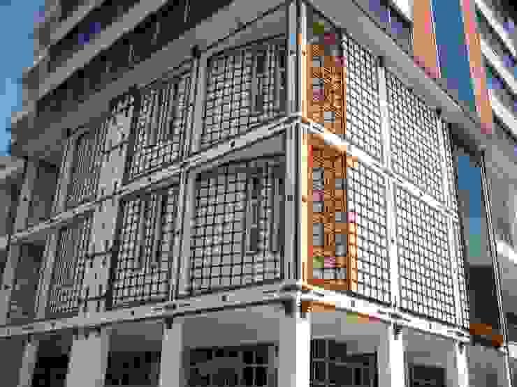 Oficinas y tiendas de estilo moderno de Rize Ahşap Moderno