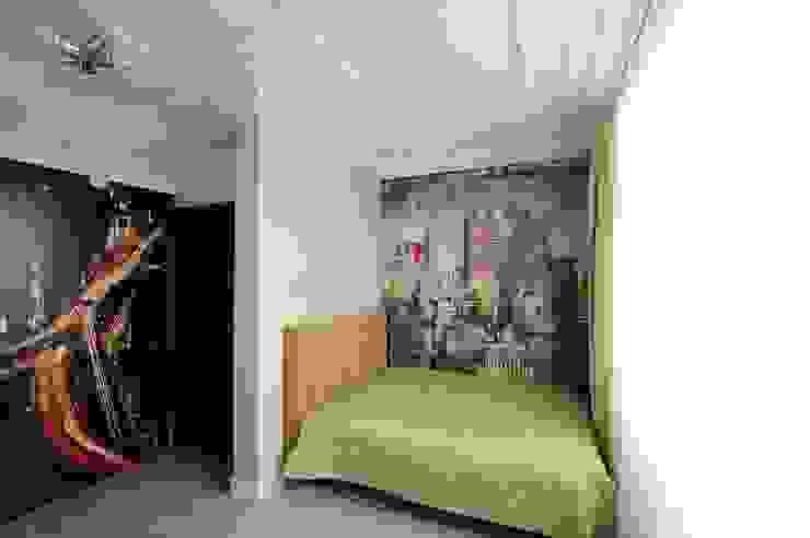 Квартита в ЖК <q>Смоленская застава</q>. Детские комната в эклектичном стиле от Tedderson Эклектичный