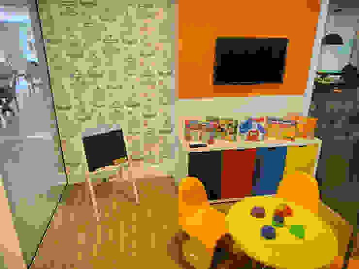 Brinquedoteca Quarto infantil eclético por Gabriela Herde Arquitetura & Design Eclético