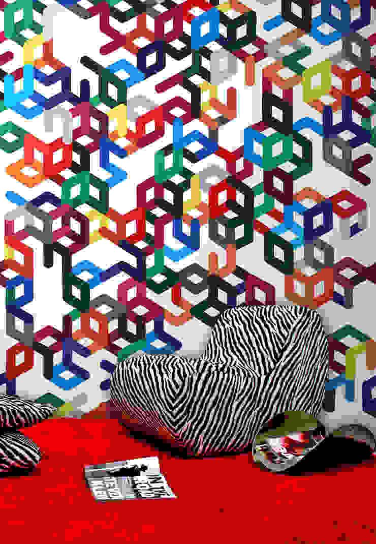 Mural wallpaper, point wallpaper: U2의 인더스트리얼 ,인더스트리얼