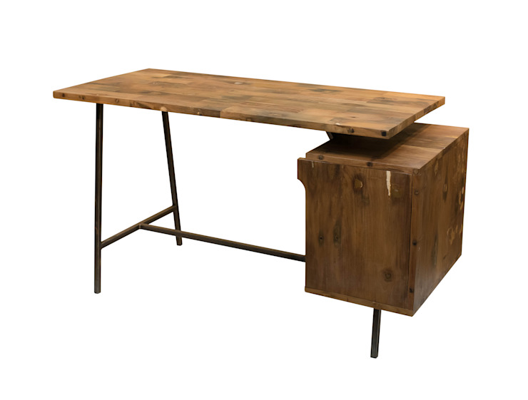 oar desk: gleamが手掛けた工業用です。,インダストリアル