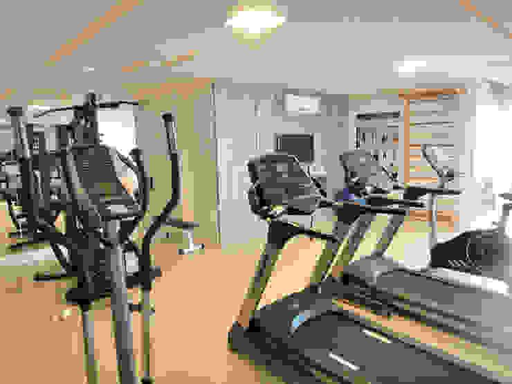 Academia Fitness moderno por Gabriela Herde Arquitetura & Design Moderno