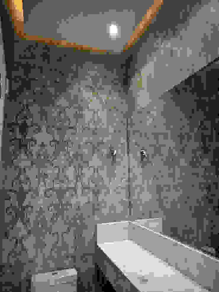 Lavabo Banheiros clássicos por Gabriela Herde Arquitetura & Design Clássico