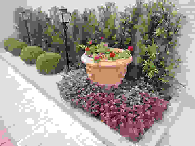 Jardim Italiano Jardins clássicos por Gabriela Herde Arquitetura & Design Clássico