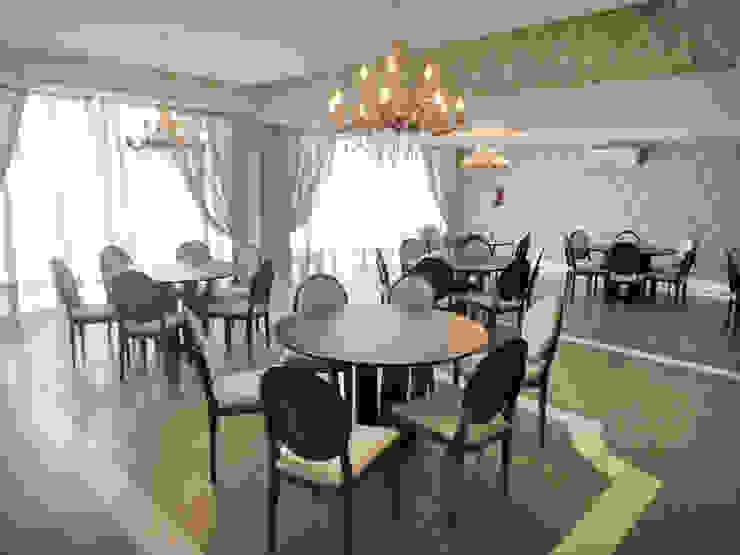 Salao de Festas Salas de jantar clássicas por Gabriela Herde Arquitetura & Design Clássico