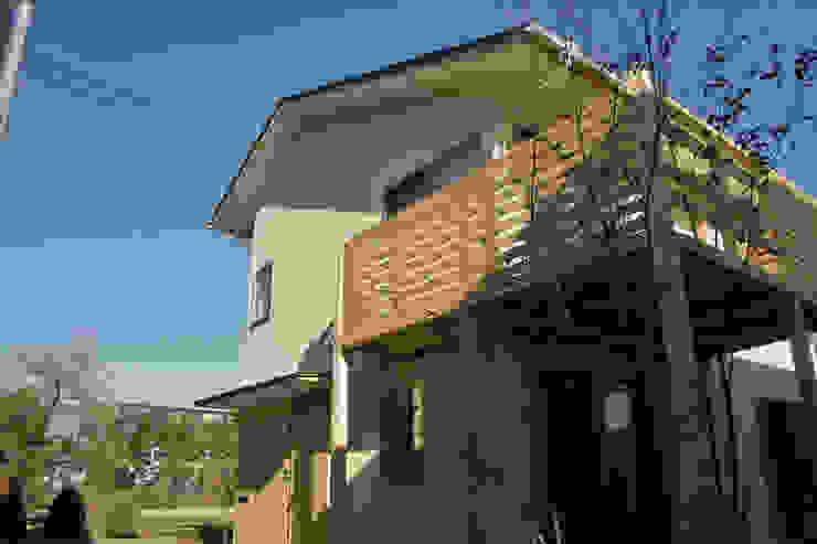 外観1 オリジナルな 家 の 「有」ひなたの場所 建築設計事務所 オリジナル