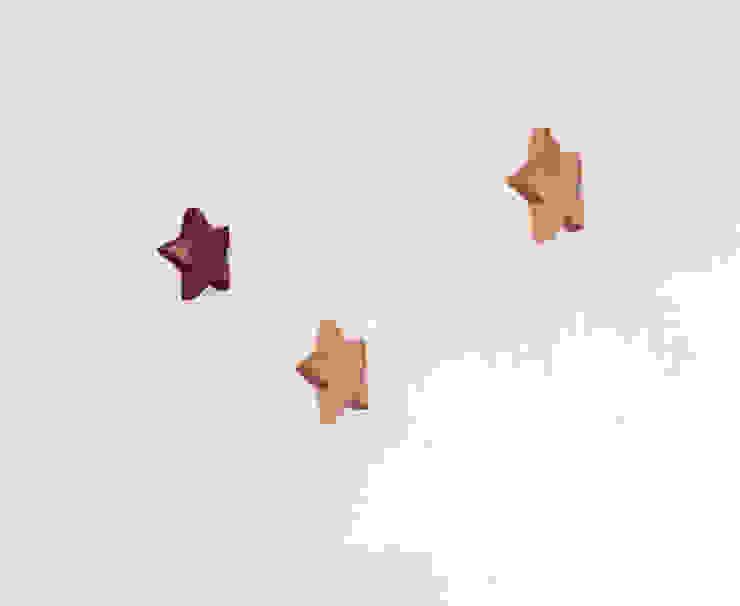 Star hook in Ash agustav Corridor, hallway & stairsClothes hooks & stands