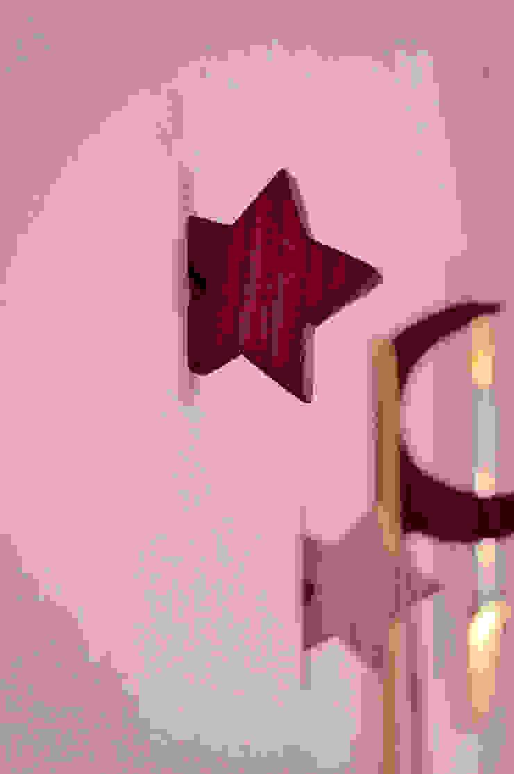 Star hook in Walnut: modern  by agustav, Modern
