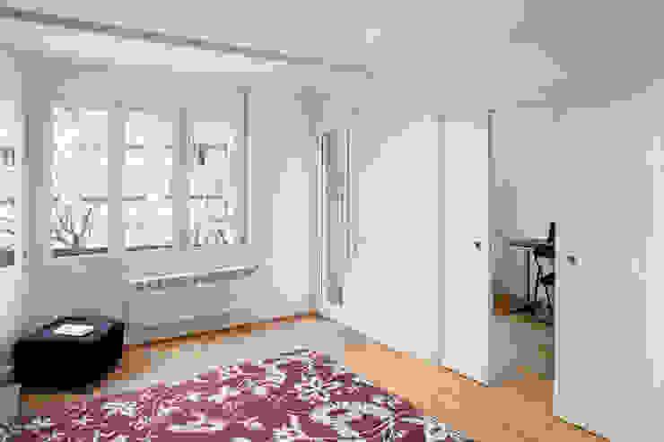 Dormitorio Dormitorios de estilo mediterráneo de GPA Gestión de Proyectos Arquitectónicos ]gpa[® Mediterráneo