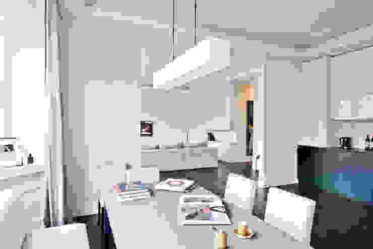 dziurdziaprojekt Modern dining room