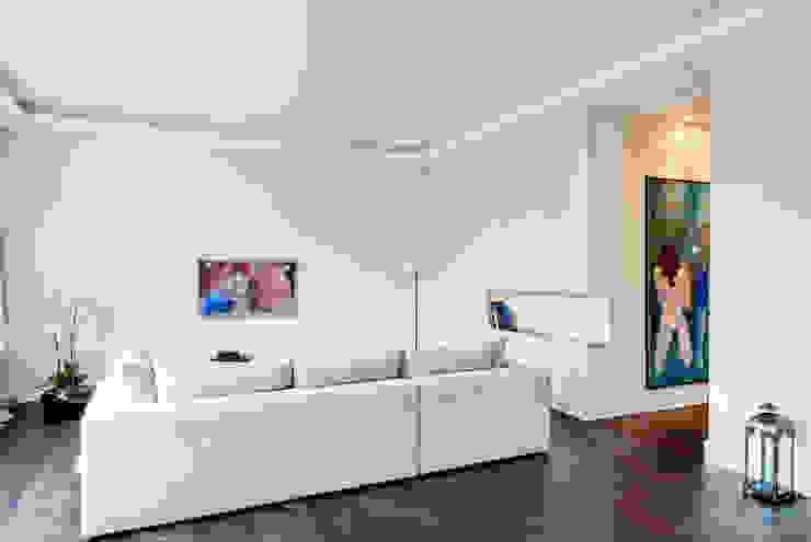 dziurdziaprojekt Modern living room