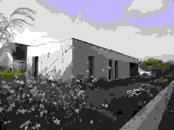 Perspective Maisons modernes par atelier 742 Moderne