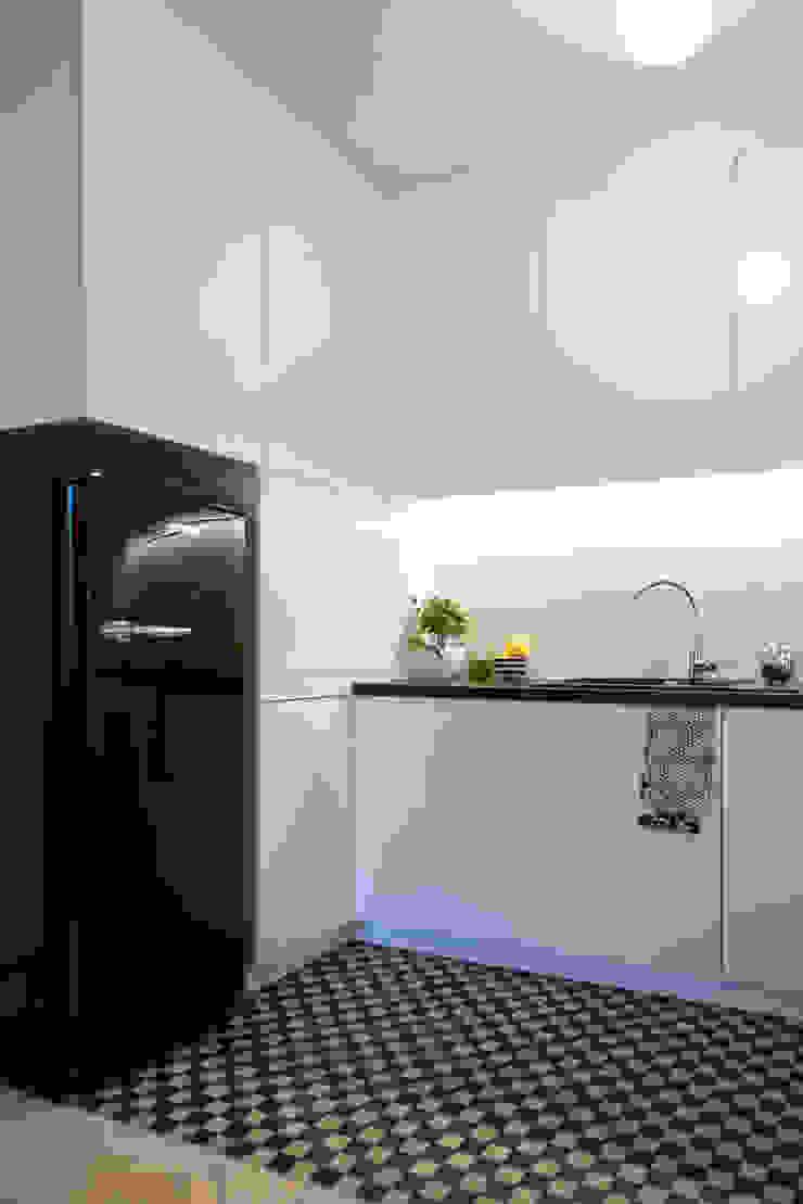 Dapur Gaya Industrial Oleh dziurdziaprojekt Industrial
