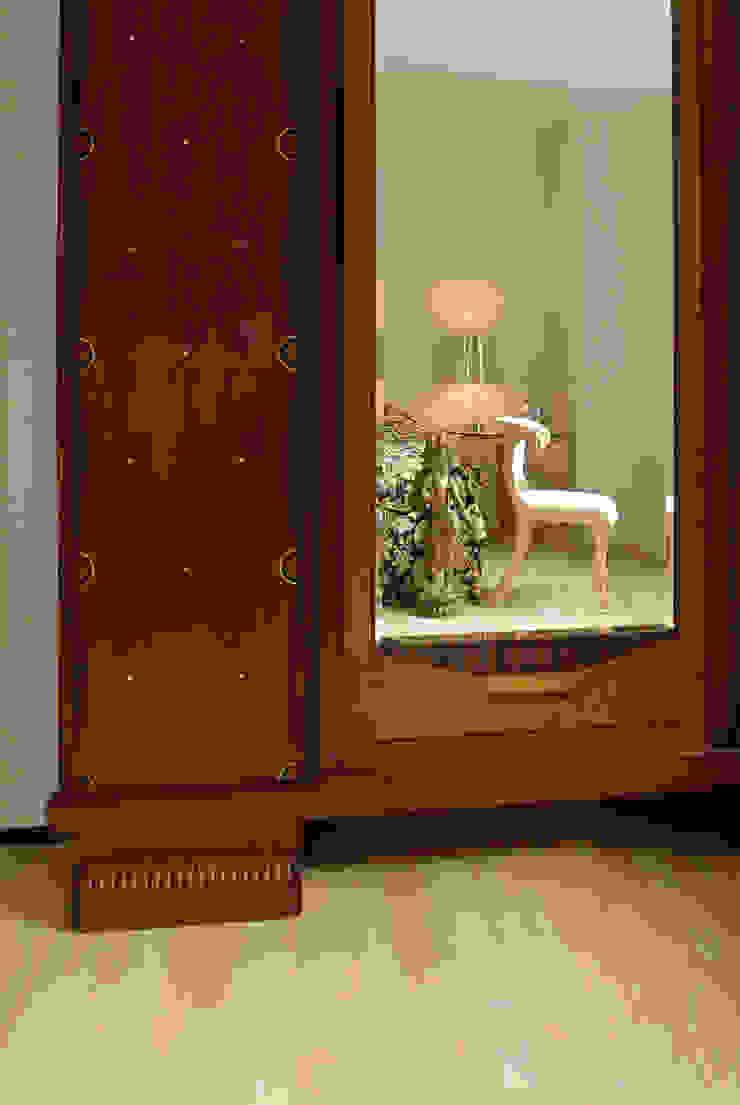 Classic style bedroom by dziurdziaprojekt Classic