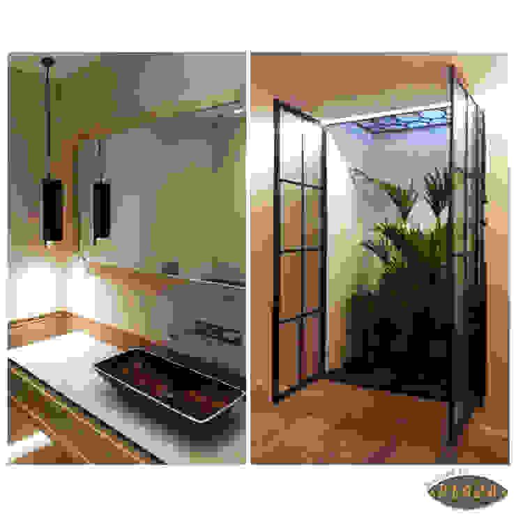 Eclectic style bathrooms by Plaza Yapı Malzemeleri Eclectic
